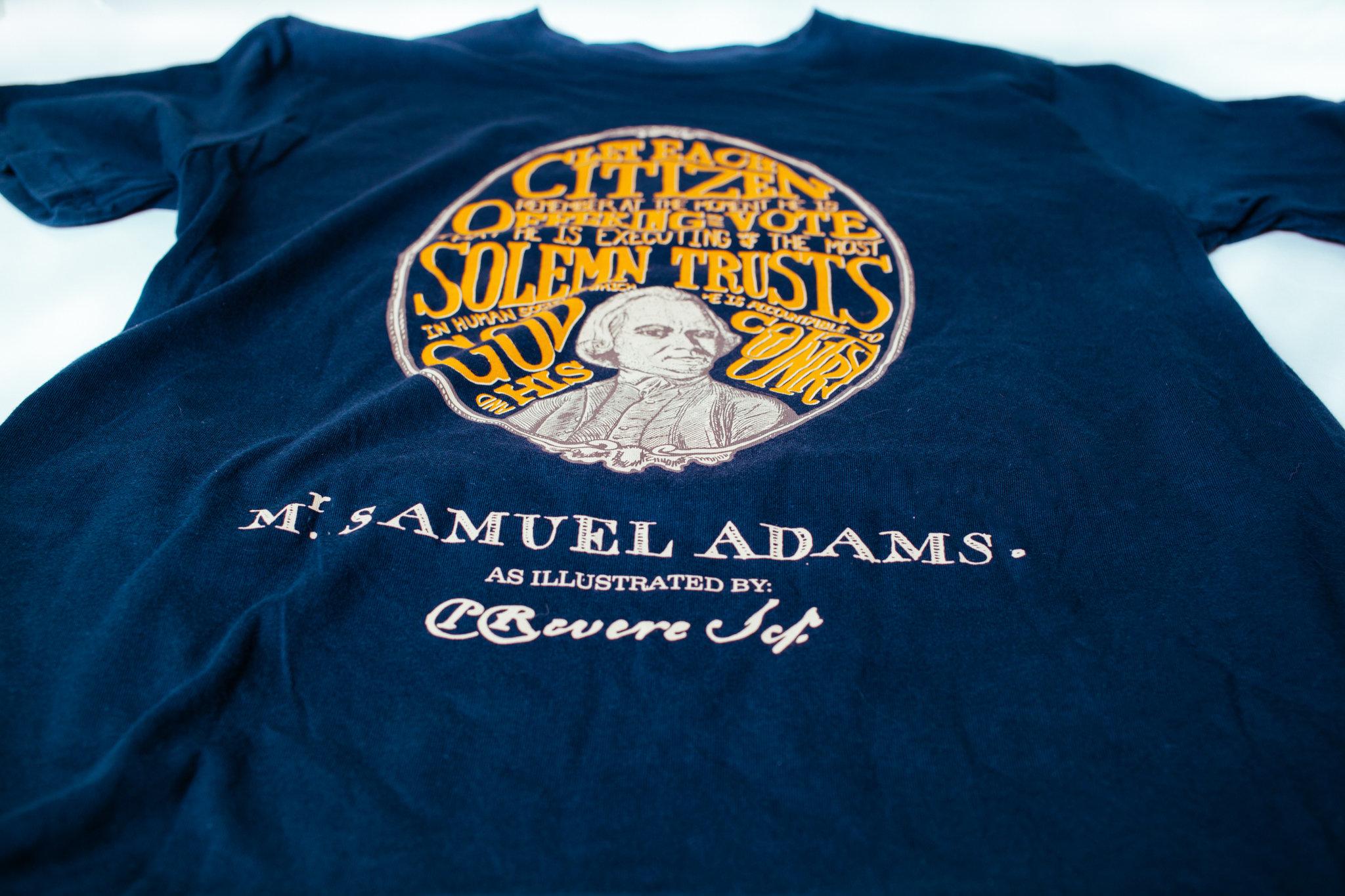 Samuel Adams on voting
