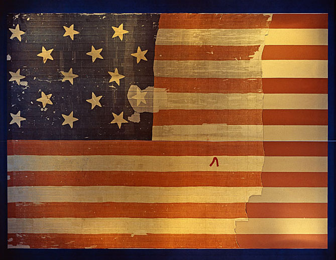 Star Spangled Banner Flag Smithsonian