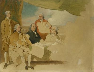 Treaty of Paris John Adams John Jay