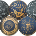 Veterans Day seals