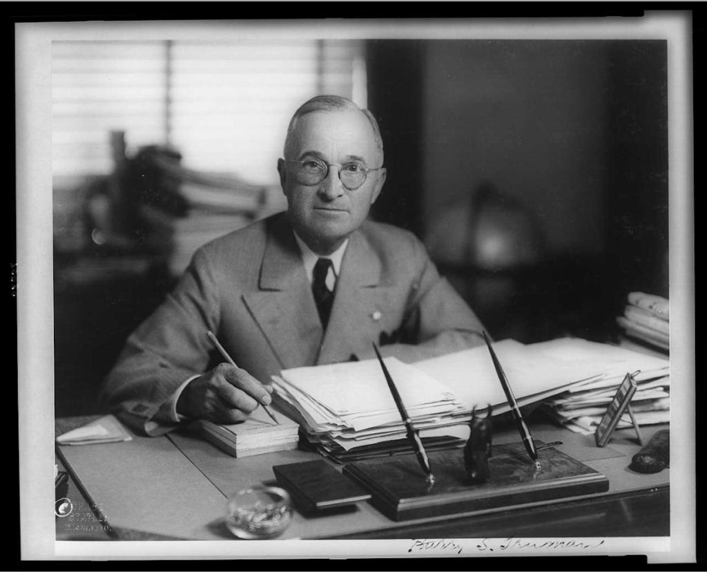 Harry Truman Fair Deal