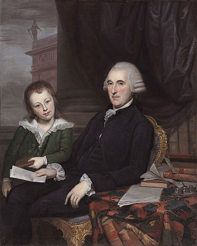 Thomas McKean and son