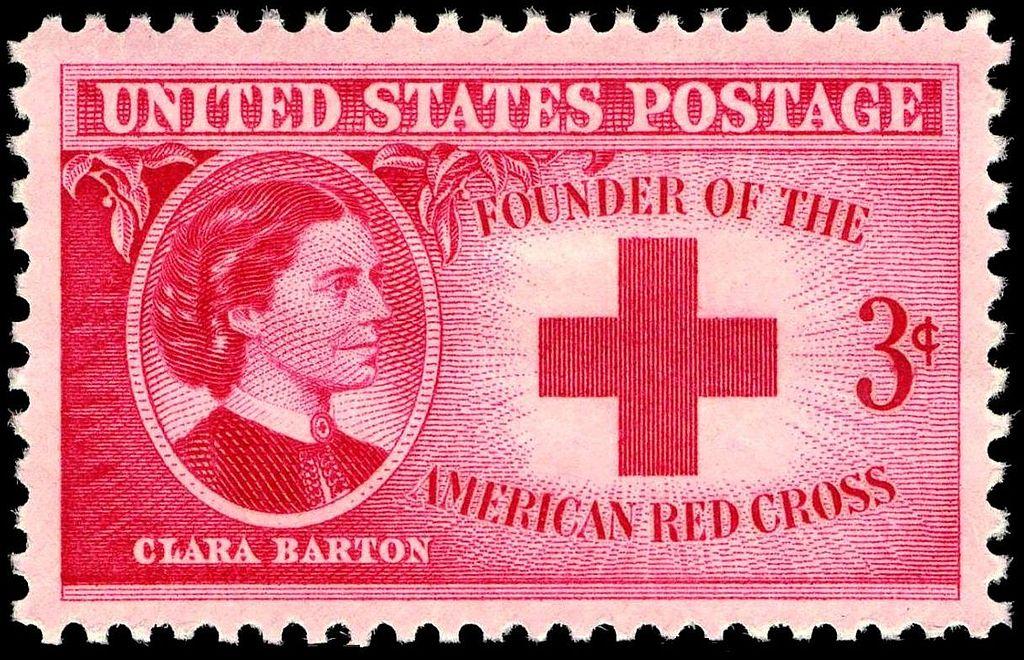 Clara Barton American Red Cross