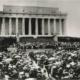 Lincoln Memorial dedication