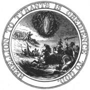 Benjamin Franklin United States seal