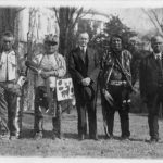 Calvin Coolidge and Osage