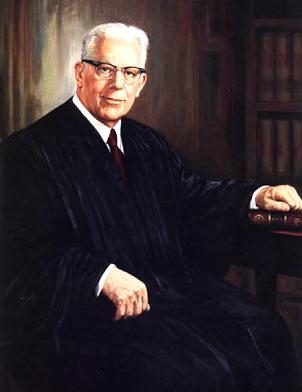 Earl Warren Chief Justice