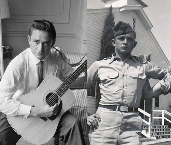 Johnny Cash US Air Force