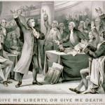 Patrick Henry Give me Liberty