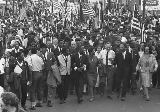 MLK March Selma to Montgomery