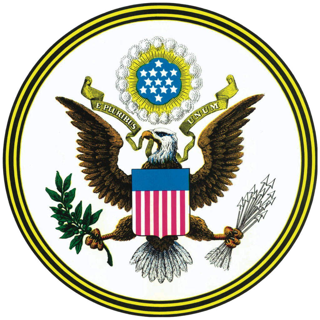 US Great Seal Obverse
